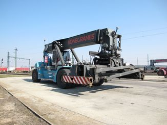 Reach stacker SMV 4123CB5 - 1