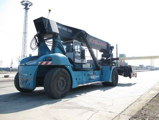 Reach stacker SMV 4123CB5 - 3